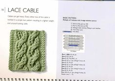Ready set knit cables learn to cable