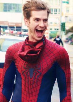 This is gonna be my face when I go c the movie and my face if I ever turned into spiderman or if Idk but I would have that face every time