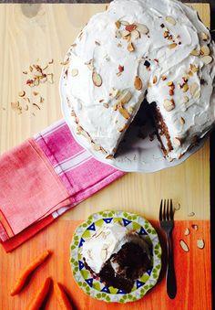 Recipe: Gluten Free Dairy Free Carrot Cake  http://wheatfreemom.com/blog/recipe-gluten-free-dairy-free-carrot-cake/