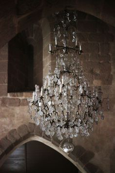 """""""Light up your life with a gorgeous Chandelier"""" Antique Chandelier, Chandelier Lighting, Crystal Chandeliers, Bubble Chandelier, Antique Lamps, Beautiful Lights, Beautiful Homes, House Beautiful, Shabby Chic"""