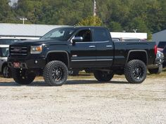 Worksheet. 2014 GMC Sierra All Terrain 1500 lifted with a 4 BDS lift and