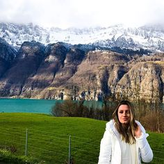 Reposting @vicky.dolabella: Posso ficar? Achei mais legal que São Paulo...🇨🇭 . . . . . #travel #traveller #travelphotography #roadtrip #europe #switzerland #schweiz #suisse #walensee #photography #view #landscape #easter #happyeaster #snow