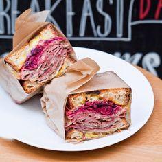 Sandwich au pastrami