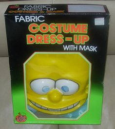 Vintage Bart Simpson Halloween Costume Boxed Ben Cooper C 1989 1990   eBay