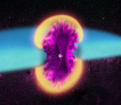 For decades, astronomers have known about irregular outbursts from the double star system Sco. When the system erupted on February however, scientists were ready to observe the event with a suite of telescopes including NASA's Chandra X-ray Observatory. Cosmos, Nasa Pictures, Dark Energy, Space Planets, Star System, Space Images, Light Year, Space Theme, Aesthetic Vintage