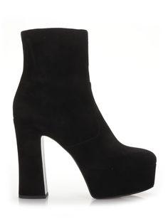 SAINT LAURENT Boots' Candy'. #saintlaurent #shoes #ankle boots