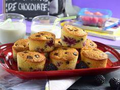 Receta de Muffin de Avena