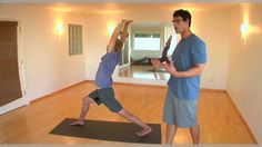 Better Posture in 4 minutes: Dr. Eric Goodman shares 3 simple Foundation Training exercises.