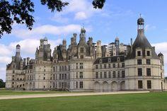 Château de Chambord, via Flickr.