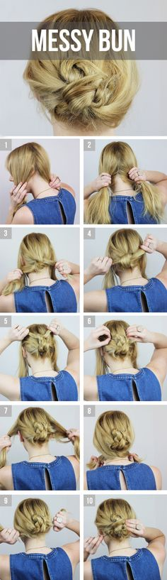 Tried And Tested: Gorgeous Pinterest Hairstyles...