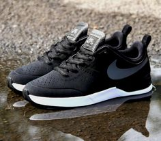 Nike SB Project BA – Black / Dark Grey – White