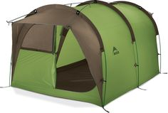 A Man Cave for Camping — MSR Backcountry Barn Tent
