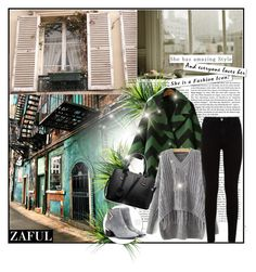 """""""zaful.com lkid=5695 (48)"""" by mell-2405 ❤ liked on Polyvore featuring 7 For All Mankind and Nicholas Kirkwood"""