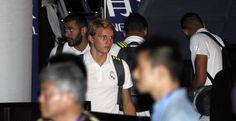 Llegada a Shanghai   Martin Ødegaard.