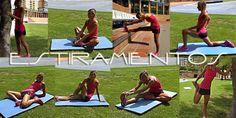 Estiramientos para correr - Rutina de estiramientos para corredores - Foroatletismo.com