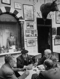 Photograph by Loomis Dean. Cordoba, Spain, March 1967.