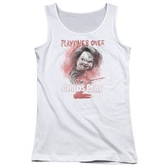 Child's Play: Playtimes Over Junior Tank Top