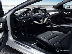 Mercedes - Benz C Series - W 204 Coupé