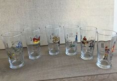 10 Williams Sonoma 2012 Twelve Days Of Christmas Drinking Glass Glasses Christmas Tumblers, Christmas Dishes, Twelve Days Of Christmas, The Night Before Christmas, Hammered Copper Mugs, Halloween Window Clings, Cranberry Glass Vase, Glass Coffee Mugs, Glass Jug