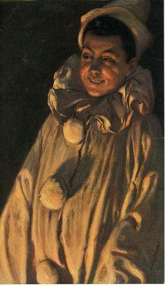 Paul Hoecker - Pierrot