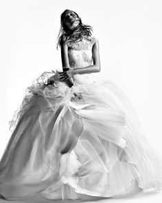 Shop our luxurious and dramatic White by Vera Wang collection for a unique gown to wow your wedding guests!