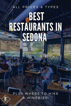 Arizona Road Trip, Arizona Travel, Sedona Arizona, Phoenix Arizona, Travel Guides, Travel Tips, Travel Destinations, Sedona Restaurants, Sedona Resort