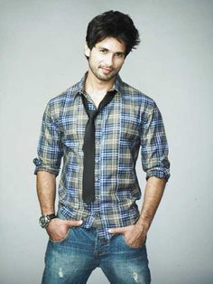 Shahid Kapoor New Look