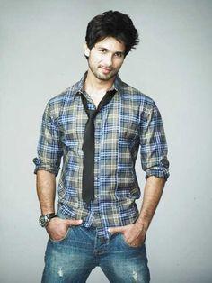 Shahid Kapoor New Look