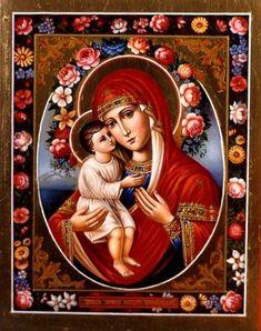 Православные иконы. Божья Матерь. Молитвы. Обсуждение на LiveInternet - Российский Сервис Онлайн-Дневников