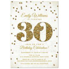 Einladungskarten 30. Geburtstag Kostenlos Ausdrucken