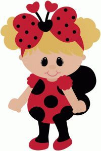 Silhouette Design Store: ladybug girl lady bug Source by lindaresendez Ladybug Girl, Ladybug Party, Diy And Crafts, Crafts For Kids, Paper Crafts, Ladybug Crafts, Halloween And More, Silhouette Online Store, Class Decoration