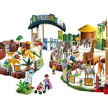 Playmobil Large Zoo Set---I used to love these when I was a kid!
