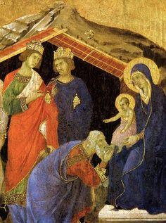 Duccio di Buoninsegna.