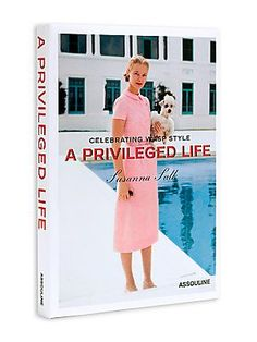 Assouline A Priviledged Life Book - No Color