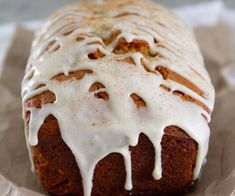 Lower Excess Fat Rooster Recipes That Basically Prime Eggnog Bread With Spiced Rum Glaze - This Eggnog Bread Recipe With Spiced Rum Glaze Tastes Just Like The Holiday Drink In Quick Bread Form Girlversusdough Quick Bread Recipes, Baking Recipes, Dessert Recipes, Oven Recipes, Donut Recipes, Brunch Recipes, Keto Recipes, Holiday Drinks, Christmas Desserts