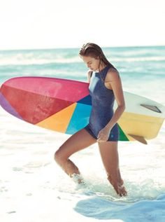 Want this wetsuit by △ cynthia rowley for roxy