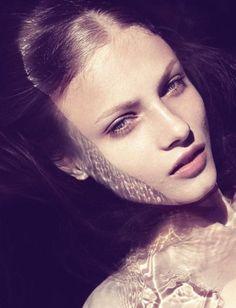 Anna Selezneva by Camilla Akrans.