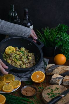 Cordero moruno a la naranja – Cocina con BRA