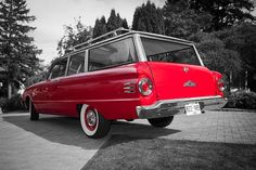 1960 Canadian Ford Frontenac.