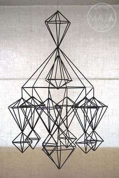 Metal Frame Pendant Lampshade That goes Perfectly with your Minimal Decor. Metal Frame Pendant Lampshade Inspiration is a part of our furniture design Straw Decorations, Handmade Christmas Decorations, Handmade Ornaments, Christmas Crafts, Xmas, Straw Sculpture, Fish Sculpture, Do It Yourself Inspiration, Minimal Decor