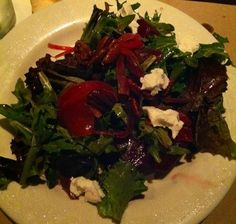 Bonefish Grill Copycat Recipes: Beet and Goat Cheese Salad