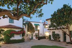 Spanish Colonial Style Santa Barbara | Architectural Digest