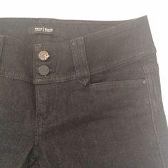 """White House Black Market Black Denim Jeans White House Black Market Black Denim Jeans. Stretch Material. Inside seam 33"""". White House Black Market Jeans"""