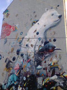 Vienna, street art