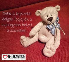 Néha a legkisebb dolgok foglalják a legnagyobb helyet a szívedben. Teddy Bear, Toys, Animals, Activity Toys, Animales, Animaux, Clearance Toys, Teddy Bears, Animal
