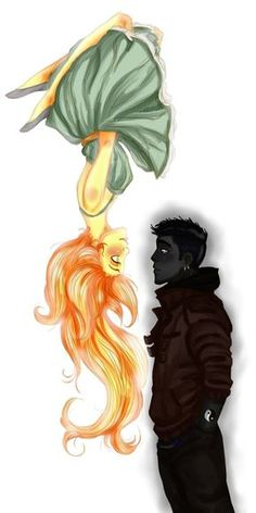 This is awesome! It's Hades and Persephone! They're my favorite from Greek Mythology Cartoon Kunst, Anime Kunst, Anime Art, Fantasy Kunst, Fantasy Art, Character Inspiration, Character Art, Illustration, Day For Night