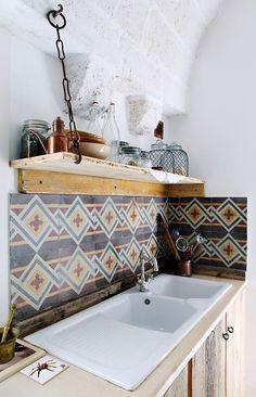 tile for days. / sfgirlbybay