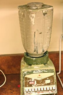 Instant slip from an old blender! Genius!