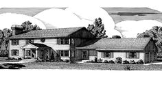 Eplans Colonial House Plan - Four Bedroom Colonial - 3149 Square Feet and 4 Bedrooms from Eplans - House Plan Code HWEPL73122