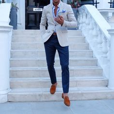 blue jeans and white jacket elegant luxury outfit!!!